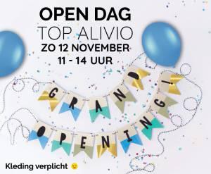 Open dag Top Alivio